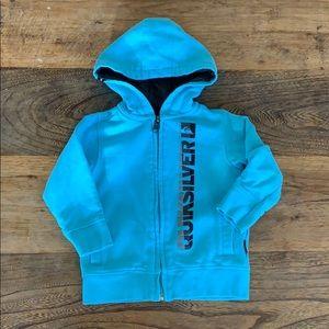 Quicksilver 18 month hoodie